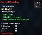 Iceshelf Skullcap