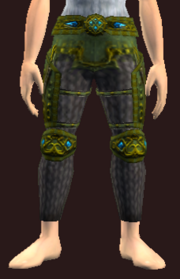 Vesspyr Workmans Green Leggings (Equipped)
