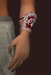 Woven Bear Pelt Bracers (Equipped)