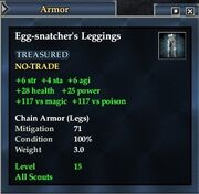 Egg-snatcher's Leggings