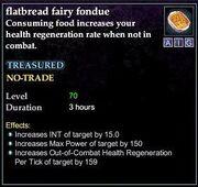 Flatbread Fairy Fondue