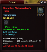 Boundless Naturewalker's Tunic