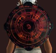 Hallowed Blocker (Equipped)
