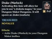 Drake (Warlock)