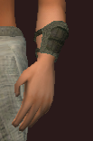 Scholar's Spellwoven Cuffs (Equipped)