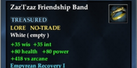 Zaz'I'zaz Friendship Band