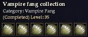 CQ vampirefang Journal