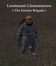 Lieutenant Glennmorrow