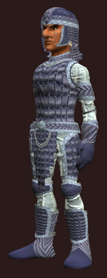 Boiled woven (Armor Set) (Visible, Male)