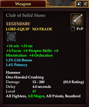 Club of Solid Stone