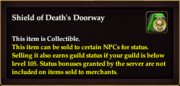 Shield of Death's Doorway