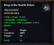 Ring of the Hearth Elders