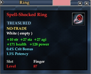 Spell-Shocked Ring