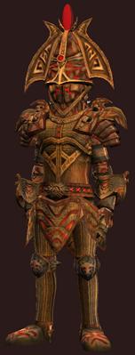 Myrmidon's Empyrean (Armor Set) (Visible, Male)