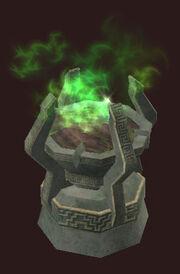Ominous-flame-firepot