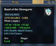 Band of the Strongarm