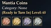 Wantia Coins