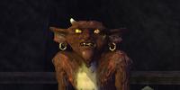 A Cinderfoot seer