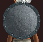 Dawnscout's Shield (Equipped)