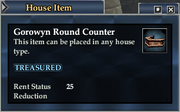 Gorowyn Round Counter