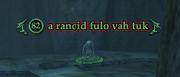 A rancid fulo vah tuk