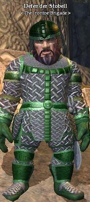 Defender Stobell