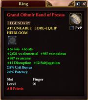 Grand Othmir Band of Prexus