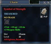 Symbol of Strength