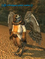 A Windgazer portal watcher