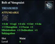 Belt of Venqruist