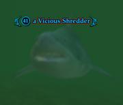 A Vicious Shredder