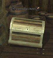 A peculiar chest