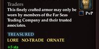 Marine Vest of the Far Seas Traders