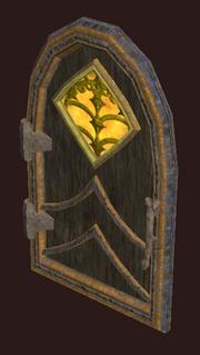 Barrel Room Door
