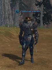 A Sathirian watcher