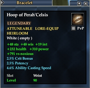 Hoop of Perah'Celsis