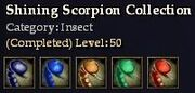 CQ insect shiningscorpion Journal