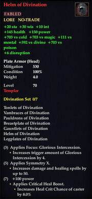 Helm of Divination