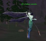 A Sullian voidcaller