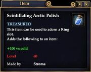 Scintillating Arctic Polish