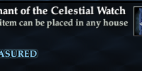 Pennant of the Celestial Watch