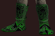 Boots of the Primalist Nature (Equipped)