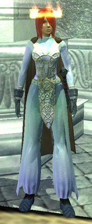 Robes of Research (Visible)