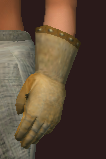 Plain Gloves of the Far Seas Traders (Equipped)