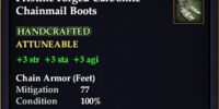 Carbonite Chainmail Boots