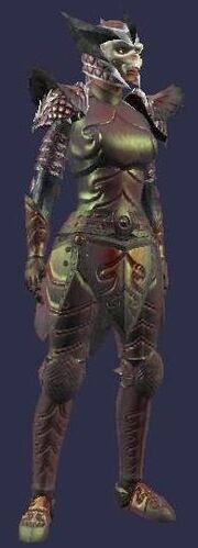 Dark Malevolent (female)