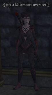 A Mistmoore overseer
