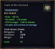 Garb of the Orclord