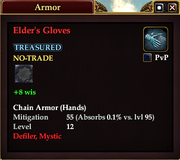 Elder's Gloves