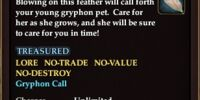 Gryphon Call